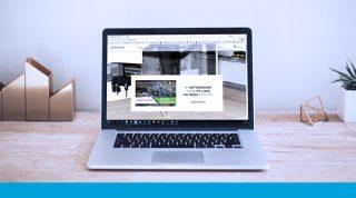 Nieuwe websites voor imos en Alphacam