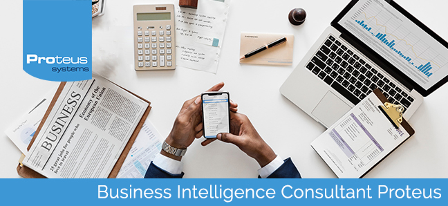 Vacature Business Intelligence Consultant Proteus