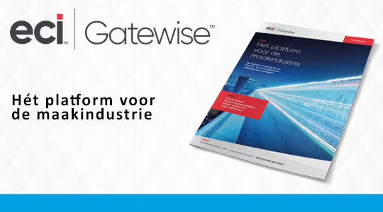 Brochure ECI Gatewise