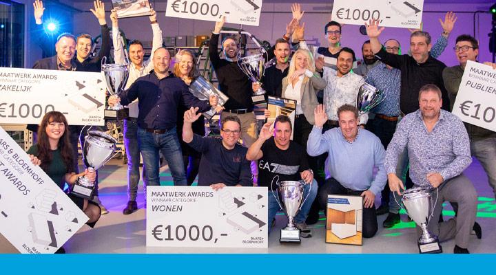 Maatwerk Awards voor Proteus klanten