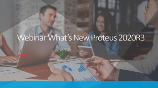 Proteus ERP webinar